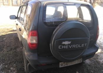 Chevrolet, 2007 НИВА.