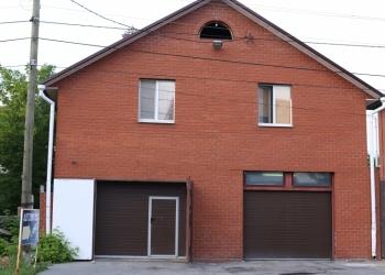 Двухэтажный кирпичный дом 208 м2