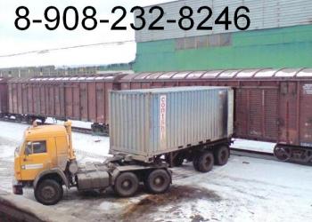Разгрузка фур, вагонов, контейнеров