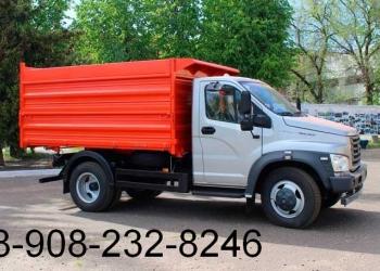 Вывоз грунта, строительного мусора, хлама и металлолома