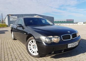 BMW 7er, 2003