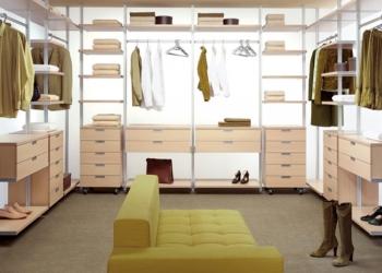 Колонные гардеробные