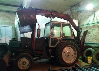 Услуги  Трактора погрузчика (Северск, Томск)