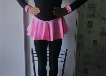 Платье из термоткани для фигуристов