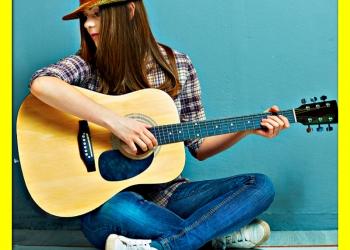 Уроки гитары в Йошкар-Оле для взрослых и детей