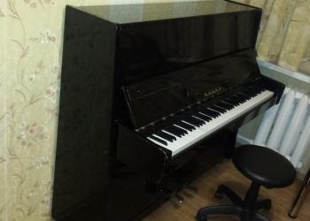 """Продам пианино """"Чайка"""" + стул"""