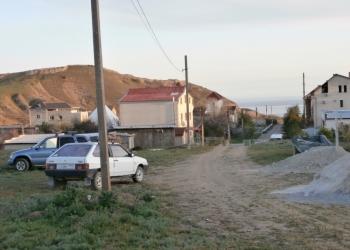 Участок у моря в экологически чистом и живописном месте Крыма