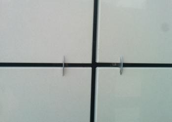 Кляммер для керамогранита (скрытый) от производителя