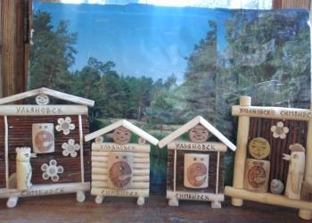 Оригинальные сувениры из Ульяновска