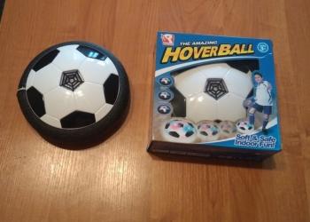 Мяч для аэрофутбола HoverBall (подарок ребенку)