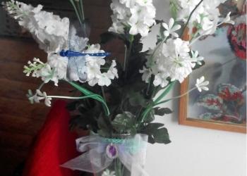 Цветы в геле