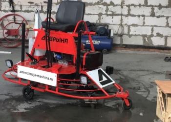 Затирочная машина Добрыня РХ-24