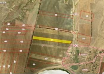 2 смежных участка  по 7,8 га (СНТ, ДНП)