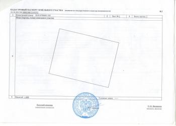 Продаётся земельный участок под ИЖС с. Бессоновка, 3-й проезд Сурикова