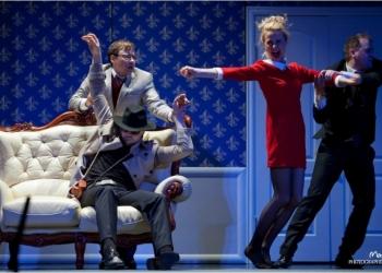 Билеты в Театриум на Серпуховке на спектакль Номер 13 комедия осень классика