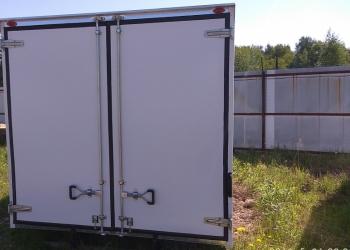 Изотермический фургон на ГАЗон, 4 метра
