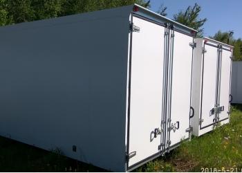 Изотермический фургон, 3 метра