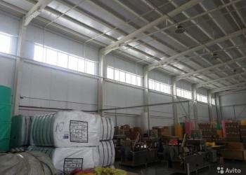 Теплый склад 1313 м2 в аренду, в Железнодорожном, Автозаводская 24к1
