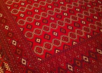 Продам новые туркменские ковры ручной работы