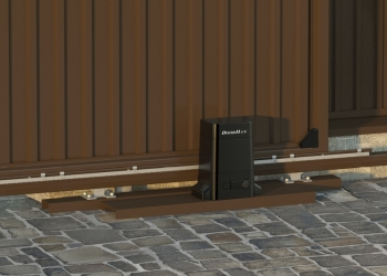 Ворота откатные + автоматика (готовый комплект)
