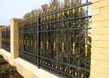 Заборы ограждения калитки ворота