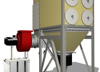 Фильтр вентиляционная установка