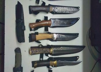 Охотничие Ножи
