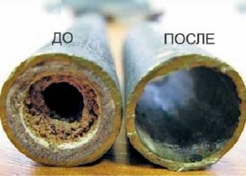 Промывочный состав для систем отопления ЛИМЭП