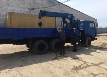 Срочно продаём КАМАЗ 53212 с манипулятором установкой TADANO 3000 кг.