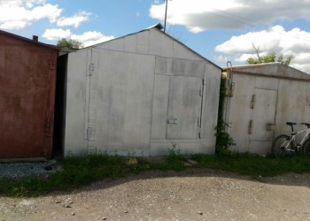 """Продам металлический гараж 18 м² в охраняемом ГК """"Связист"""""""