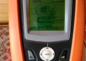 Измериель параметров эл.сетей АКИП-8402