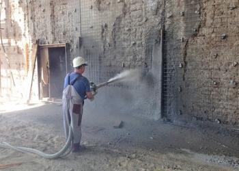 Профессиональное бетонирование и торкретирование