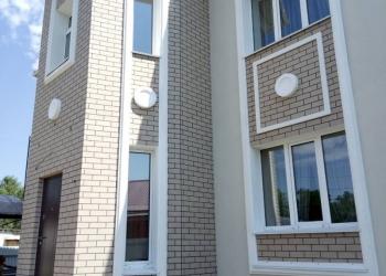 Фасадные отделочные материалы - декоративные
