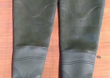 Сапоги болотные резиновые