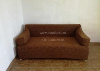 Чехлы на диван и два кресла, без юбки. Жаккард