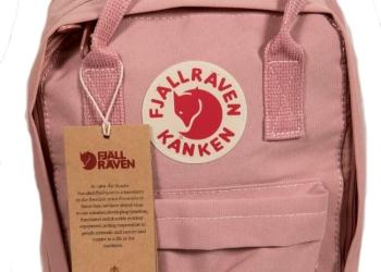 Легендарные шведские рюкзаки Kanken