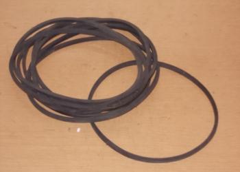 Кольцо резиновое прямоугольного сечения