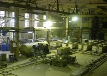 Действующий бизнес по производству стеновых блоков из пенобетона, газобетона