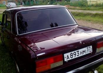 ВАЗ 2107, 2006