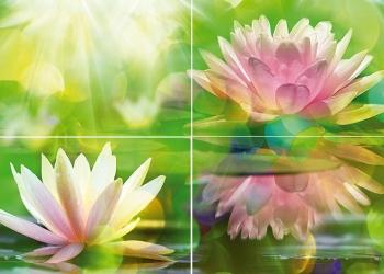 Плитка Муза Керамика Lotus