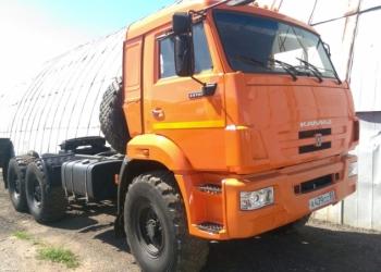 КАМАЗ 44108 тягач вездеход, 2010г.в.