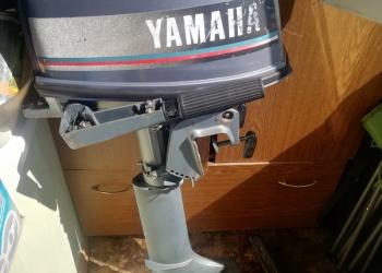 Yamaha 5cs 5 л.с.