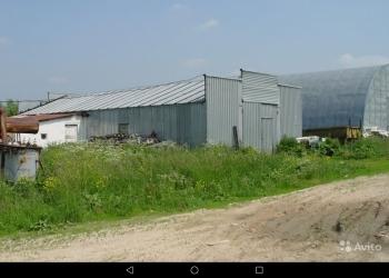 Производственное помещение и жилой дом (готовый бизнес).