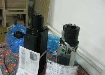 ремонт шпинделя коломбо