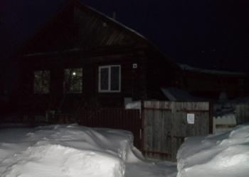 Жилой деревянный дом с участком 9,5 соток в г. Слободской, в тихом месте.