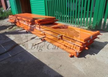 Надставные борта КАМАЗ-55102-8500012-40