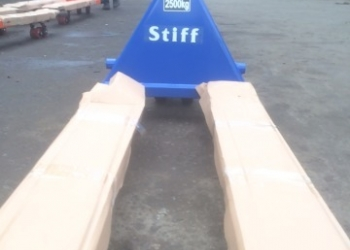 Гидравлическая тележка ST (Германия) 2.5 тонны