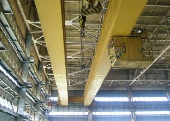 Ремонт и обслуживание мостовых кранов.