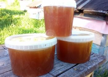 Алтайский Таёжный Мёд!