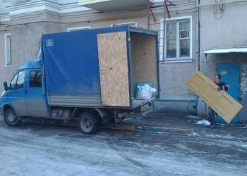 Вывоз мусора строительного.Утилизация.